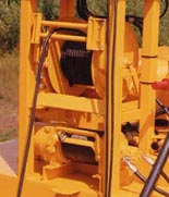 WFT-Well Frac Options: Hose reel and winch